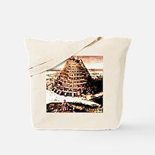 Tower of Babel Tote Bag
