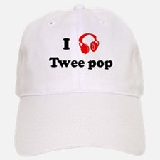 Twee pop music Baseball Baseball Cap