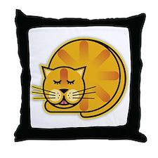 Cat.png Throw Pillow