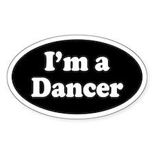 Im a Dancer Decal