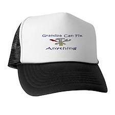 Unique Fix anything Trucker Hat