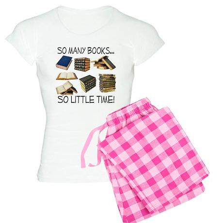 So Many Books... Women's Light Pajamas