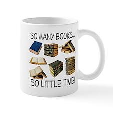So Many Books... Mug