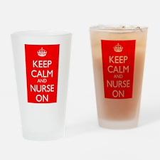 KCNO Drinking Glass