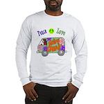 Groovy Van Long Sleeve T-Shirt