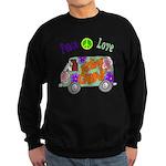 Groovy Van Sweatshirt (dark)