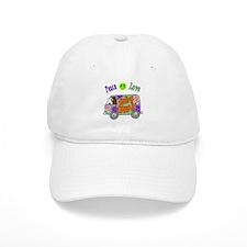 Groovy Van Baseball Cap