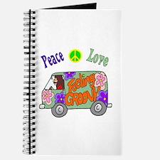 Groovy Van Journal