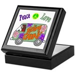 Groovy Van Keepsake Box