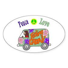 Groovy Van Decal