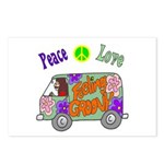 Groovy Van Postcards (Package of 8)