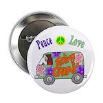 "Groovy Van 2.25"" Button"
