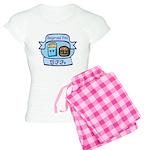 Burger and Fries BFFs Women's Light Pajamas