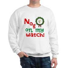 Funny Eggnog Christmas Sweatshirt