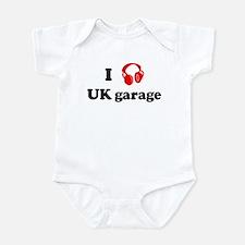 UK garage music Onesie
