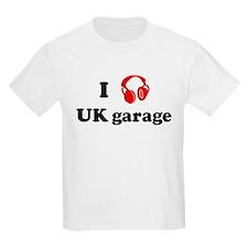UK garage music Kids T-Shirt