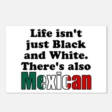 Theres also Mexican Postcards (Package of 8)