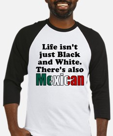 Theres also Mexican Baseball Jersey