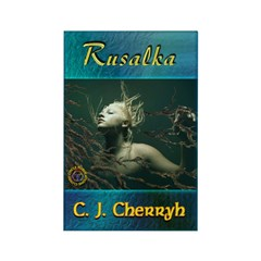 Rusalka Cover Magnet