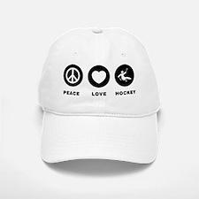 Sled Hockey Baseball Baseball Cap