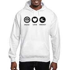 Sled Hockey Hoodie Sweatshirt