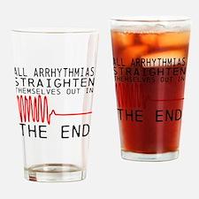 Cute Paramedic ems Drinking Glass