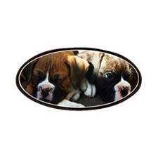 Boxer puppies Patches