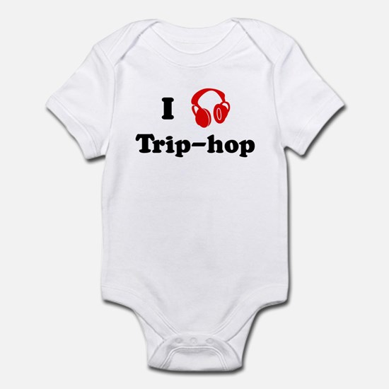 Trip-hop music Infant Bodysuit