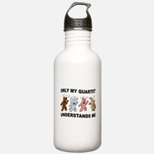QUARTET CRITTERS Water Bottle