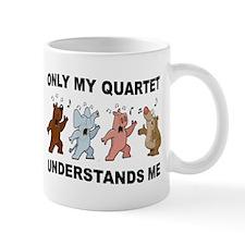 QUARTET CRITTERS Mug