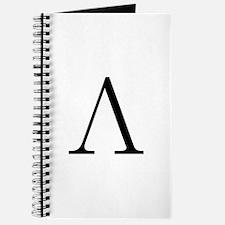 Greek Letter Lambda Journal