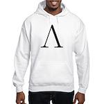 Greek Letter Lambda Hooded Sweatshirt