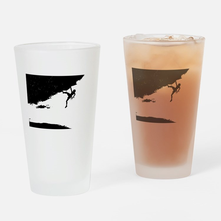I luv Adventure Sports Drinking Glass