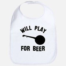 Will play the Banjo for beer Bib