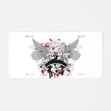 Cool Design Aluminum License Plate
