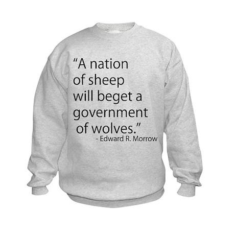 Nation of Sheep Kids Sweatshirt