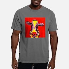 Unique Purple cow Mens Comfort Colors Shirt