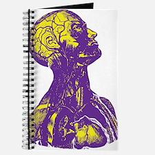 Colorful Man Art Journal