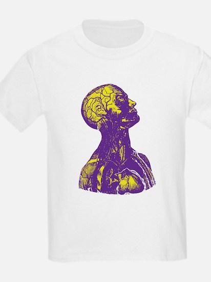 Colorful Man Art T-Shirt
