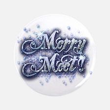 """Merry Meet - Winter 3.5"""" Button"""
