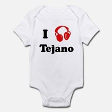 Tejano music Infant Bodysuit