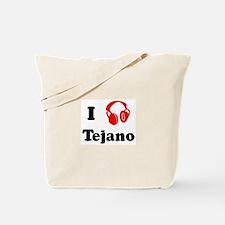 Tejano music Tote Bag