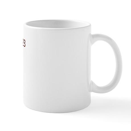 Avogadro / Mole Mug