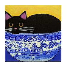 Unique Arts and cats Tile Coaster