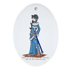 Enchanted Lands Ornament - CASCADE