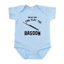 Cool Basoon designs Infant Bodysuit