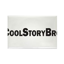 CoolStoryBro Rectangle Magnet