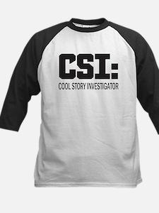 CSI: Cool Story Investigator Tee