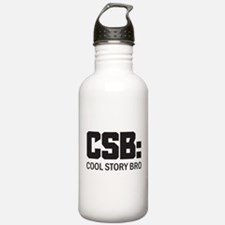 CSB: Cool Story Bro Water Bottle