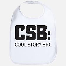 CSB: Cool Story Bro Bib